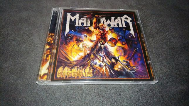 Manowar - Hell On Stage Live