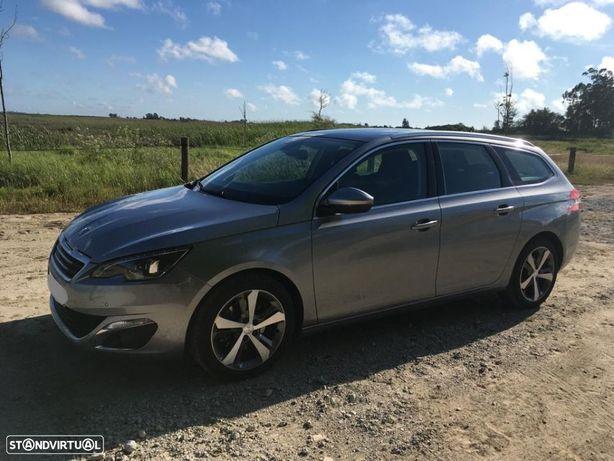 Peugeot 308 SW 2.0 BlueHDi Allure