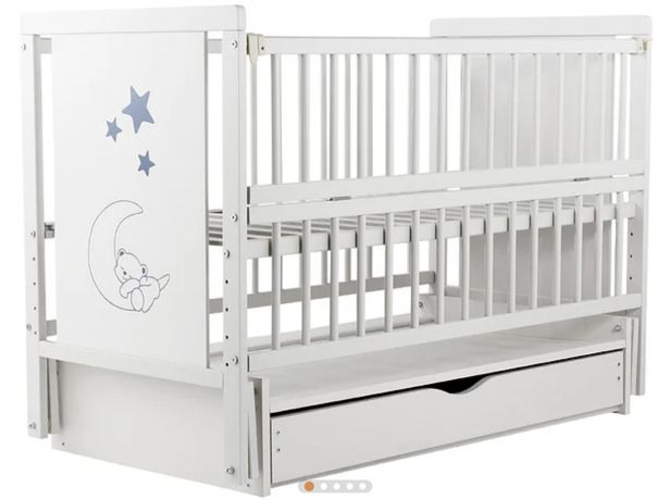 СРОЧНО! Детская кроватка и матрац