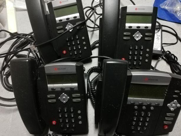 Telefones IP Polycom IP450 e IP331