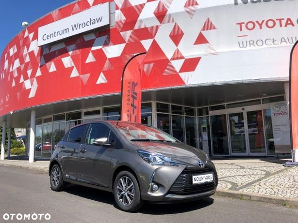 Toyota Yaris Yaris 1.5 VVT iE 111KM Premium +City +Style Y20...