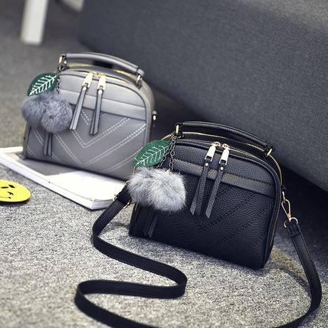 Женская кожаная модная красивая популярная сумка женский кожаный клатч