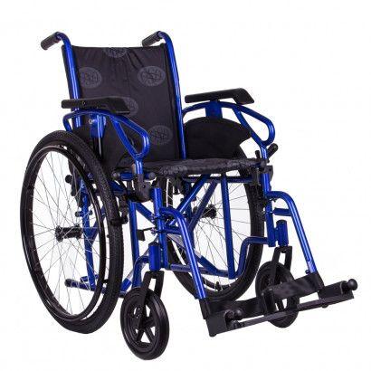 Коляска инвалидная «MILLENIUM III» (синий) OSD-STB3