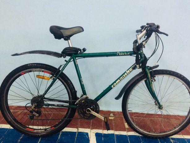 Продам надёжный велосипед американец «COMANCHE prairie»