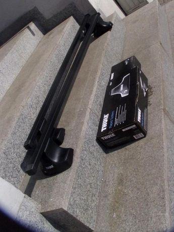 THULE.Bagażnik dachowy Skoda Octavia II 4/5 drzwi od 2004 do 2012