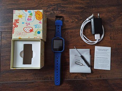 Smartwatch dla dzieci IP68 GPS 4G Video
