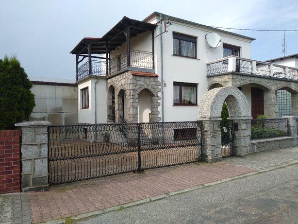 Sprzedam dom w Rydzynie koło Leszna - komfort i prestiż
