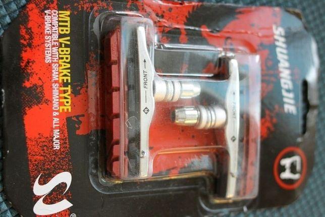 Качественные картриджные тормозные колодки v brake