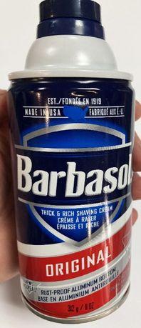 Пена для бритья Original USA объем 312 грамм США Barbasol Оригина