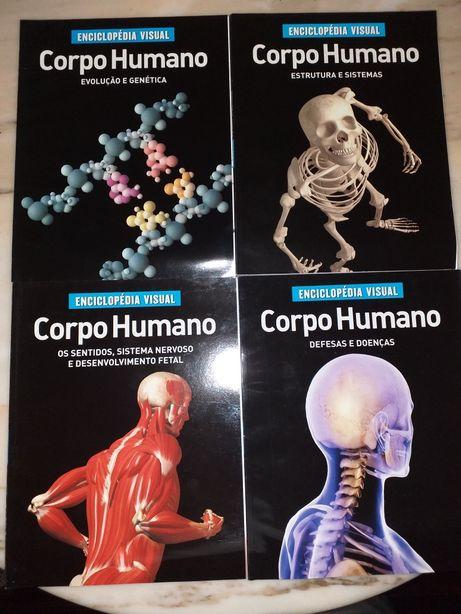 Livros sobre o Corpo Humano