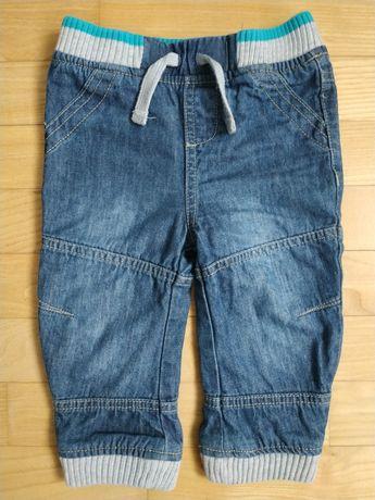 Jeansy chłopięce F&F, r.80