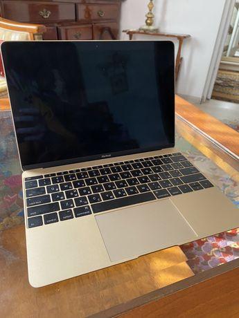 MacBook 12'' Retina Gold / 8GB / SSD 512Gb