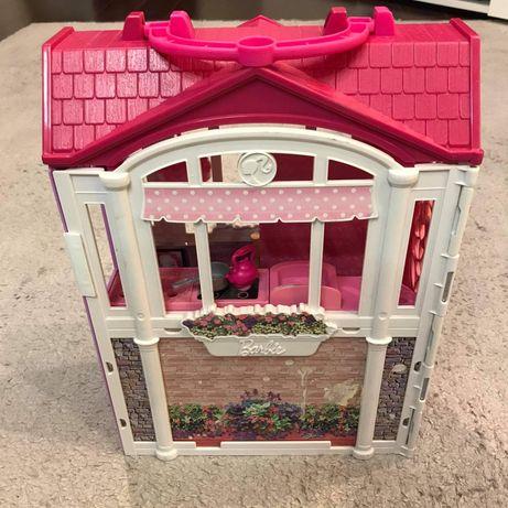 Domek Barbie walizka