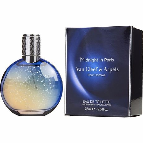 Элитная парфюмерия - Van Cleef and Arpels Midnight in Paris - 75мл