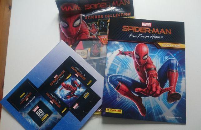 Spider-man Far from home, album na naklejki Panini Spiderman