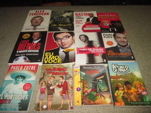 livros como novos
