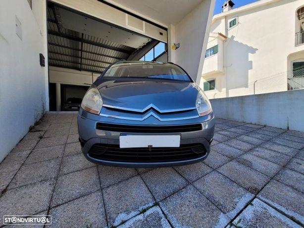Citroën C4 Grand Picasso 1.6 HDi Exclusive CMP6