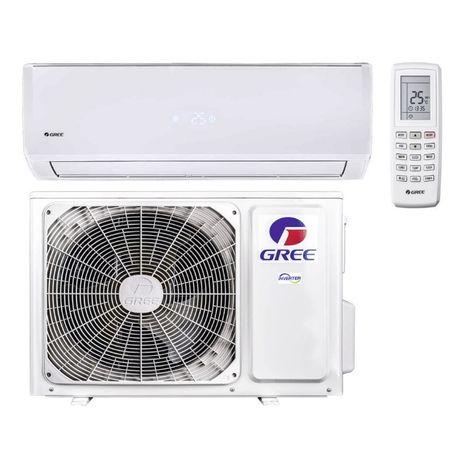 Инверторный кондиционер GREE Smart 09 Wi Fi - Обогрев до -20