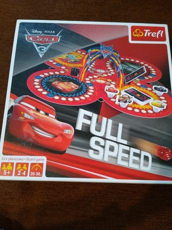 Gra dla fanów filmu Auta - full speed