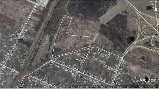 Киевская область, Бровары; земли промышлености: 8,36 га