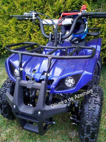 Mini moto4 mota 2 rodas Novos Modelos 49cc 125cc Fatura e Garantia