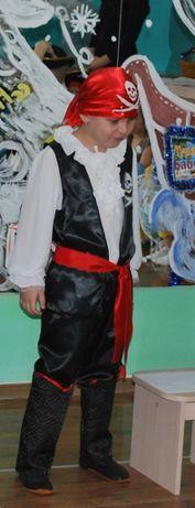 Новогодний костюм пирата 6-8 лет