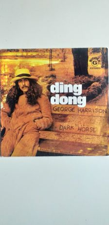 George Harrison Ding Dong Vinil Single