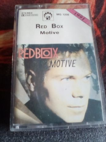 Kaseta Red Box Motive