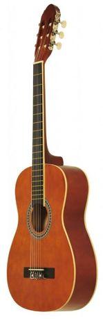 PRIMA Walnut gitara klasyczna 4/4 w kolorze orzechowym. Do nauki gry.
