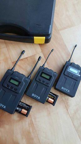 Беспроводная микрофонная система BOYA BY-WM8 pro K2 радио-петли,