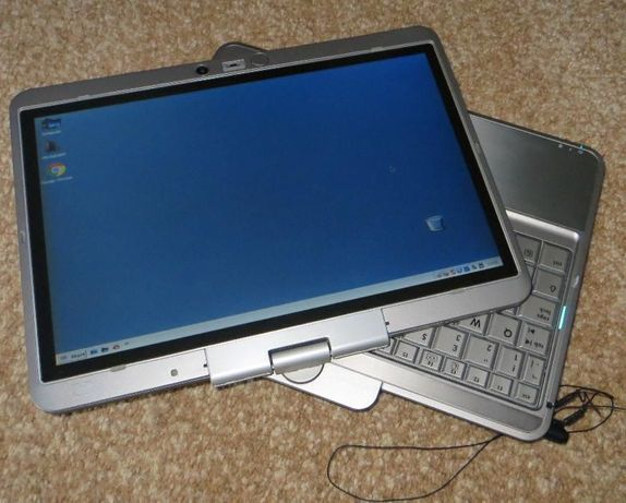 Laptop tablet HP 2710p C2D 2x1,2Ghz ram 2 Gb