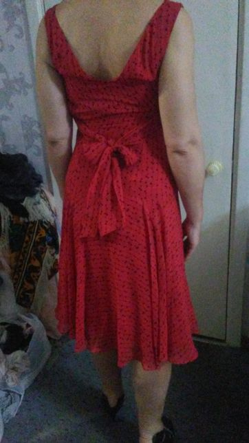 платье сарафан новое очень красивое нежное и оригинальное