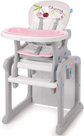 Krzesełko 2w1 Cherry