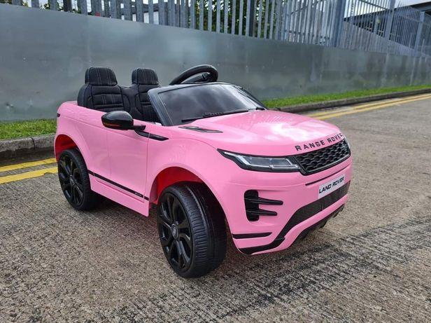Range Rover Evoque electrico para crianças- 3 Cores NOVO
