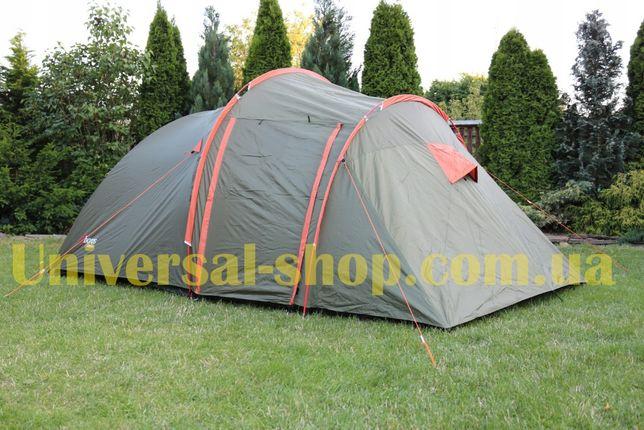 Палатка туристическая Abarqs Stella 3 двухслойная новая