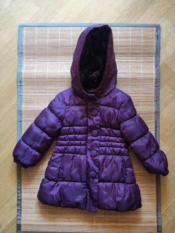 куртка для девочки (весна-осень, размер 86/92)