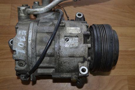 Компрессор кондиционера BMW X5 E70 3.0d 3.0sd 3.5 Компресор БМВ Х5 Е70