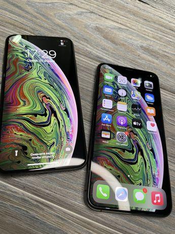 IPhone XS Max 256 space Новый РАССРОЧКА комплект EmojieStore гарантия