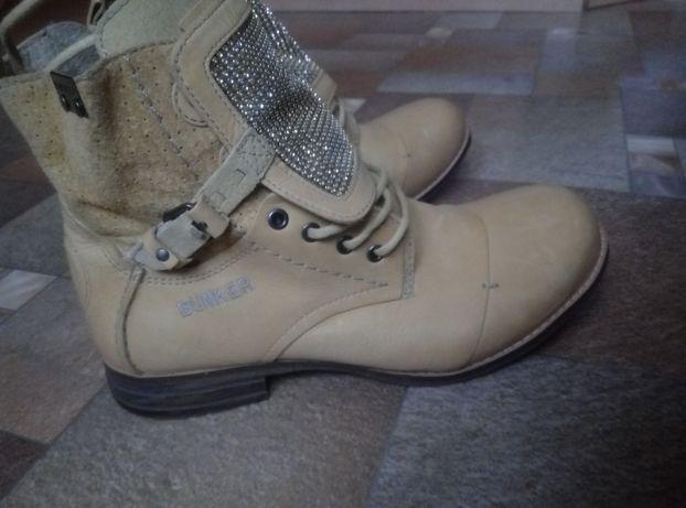 Черевики-ботинки BUNKER