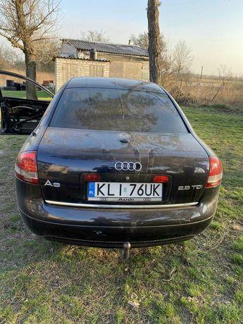 Продам Audi А6, С5.   ТОЛЬКО ПО ЗАПЧАСТЯМ ,цена договорная