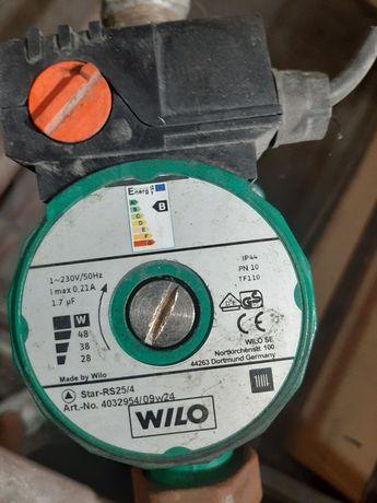 Pompa obiegowa WILO Star RS25/4