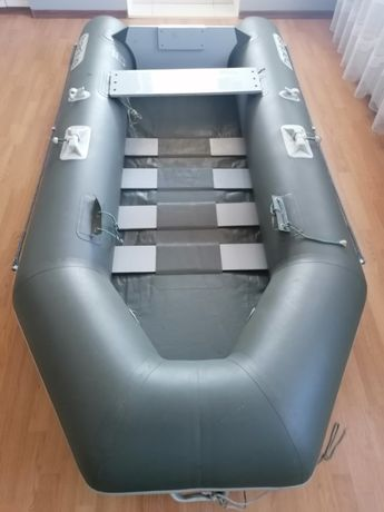 Лодка ПВХ кілева Harius H285S