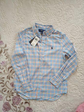 Сорочка костюм polo ralph lauren на 10-12 років