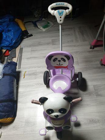 Rowerek do nauki jazdy dla dzieci