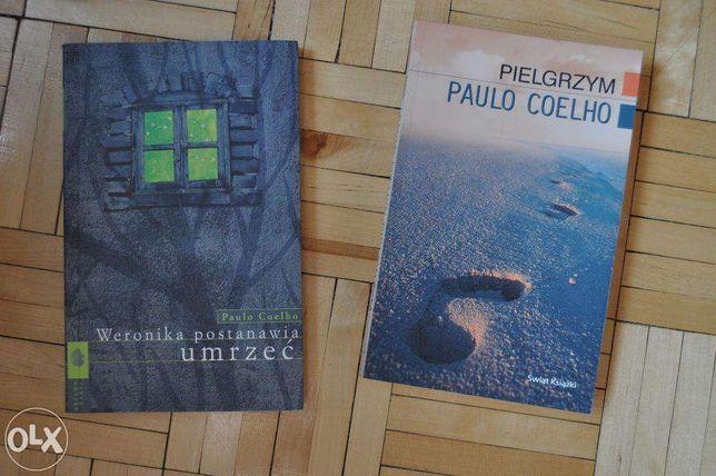 Książki Paulo Coelho - 2sztuki