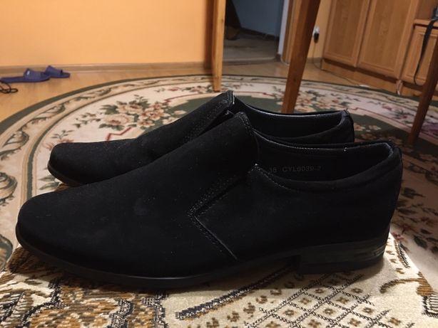 Chłopięce buty galowe r.36 OKAZJA!!!