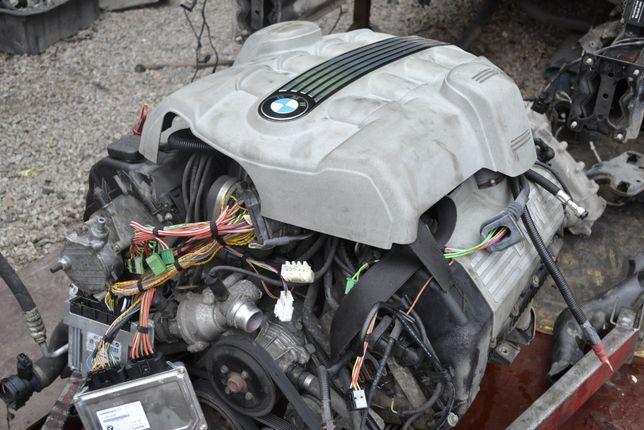 Двигатель N62 4.4i BMW X5 E53 Двигун Мотор N62 B44A БМВ Х5 Е53 Н62