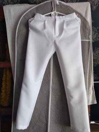 Spodnie na komunię