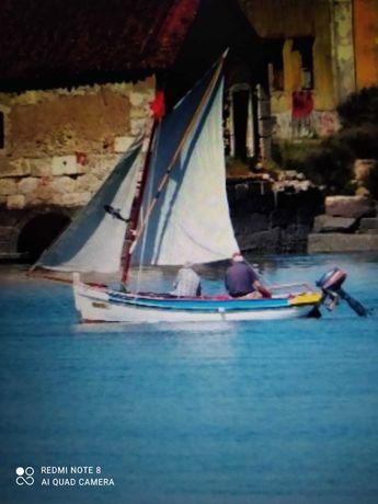 barco tradicional do tejo