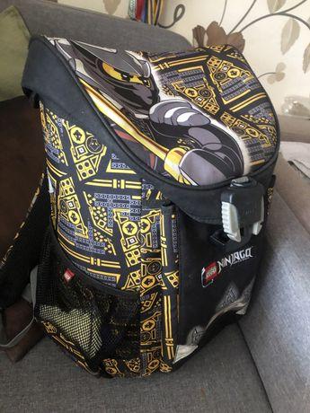 """LEGO HAMA Ранец-рюкзак школьный """"LEGO Ninjago Коул"""""""